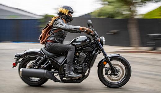 2021年新型バイク|レブル1100の凄さと魅力を解説