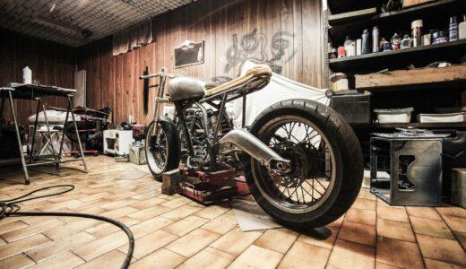 庭に設置するおススメバイク用ガレージ