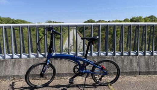 人気折りたたみ自転車は性能も高かった【TURN VERGE N8レビュー】